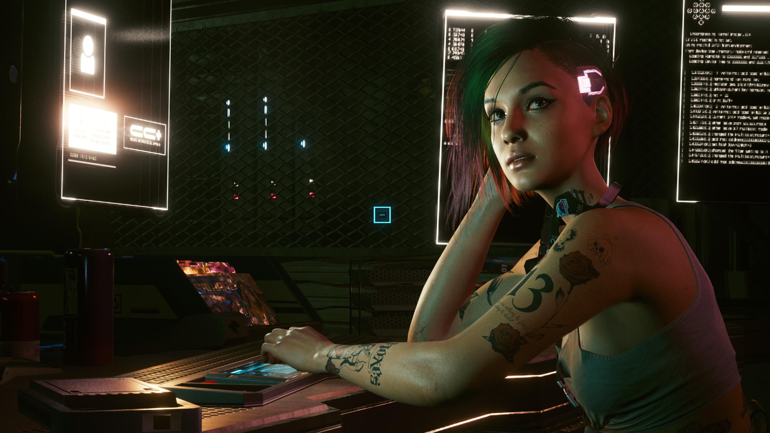 Cyberpunk 2077 นักขุดไฟล์เกมพบเควสที่ไม่มีอยู่ในเกม คาดอาจเป็นเคกฎหมายของ DLC ที่กำลังจะมา