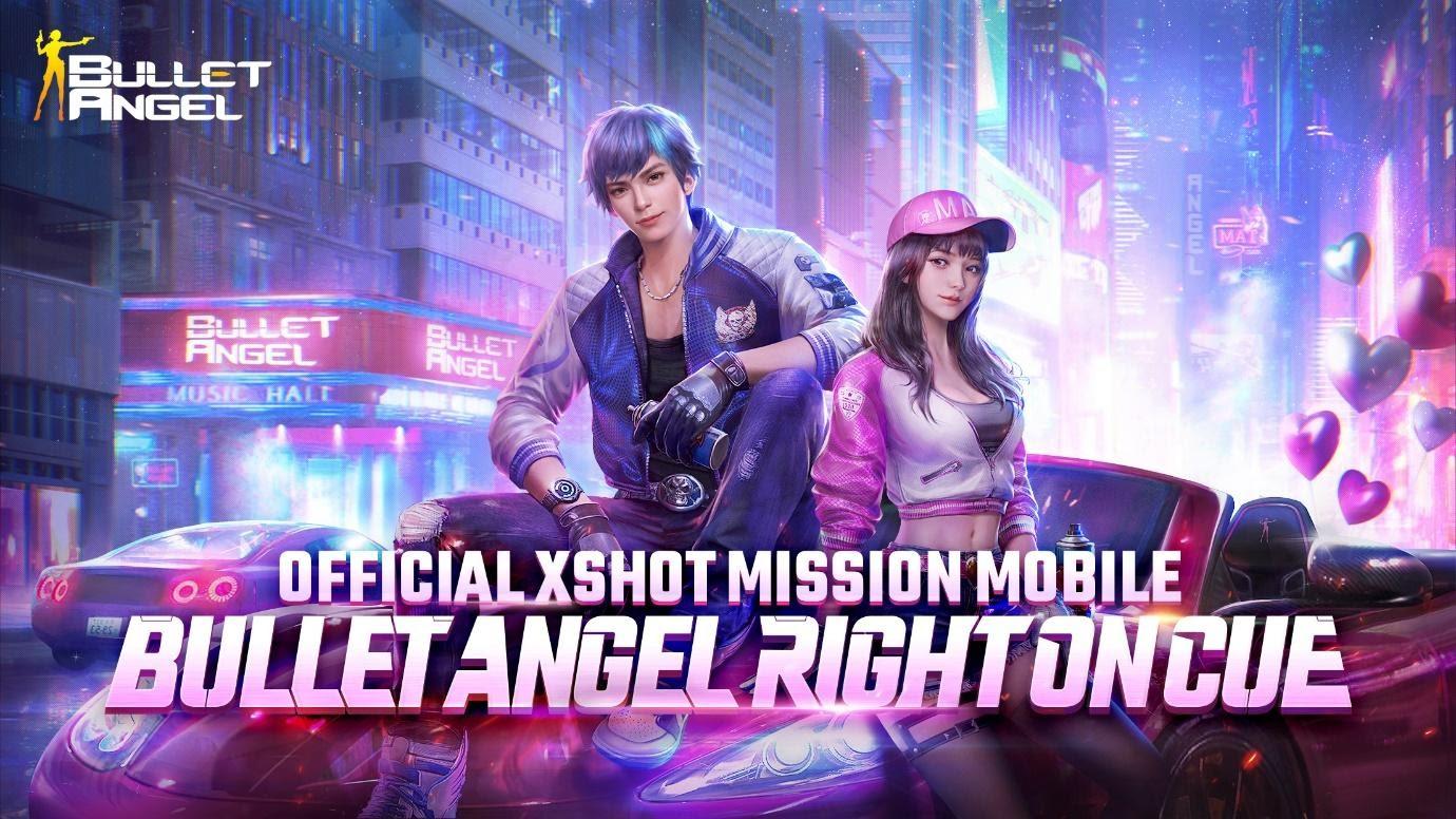 Bullet Angel (Xshot Mobile) เปิดลงทะเบียนล่วงหน้าบนสโตร์ไทยแล้วทั้ง iOS และ Android