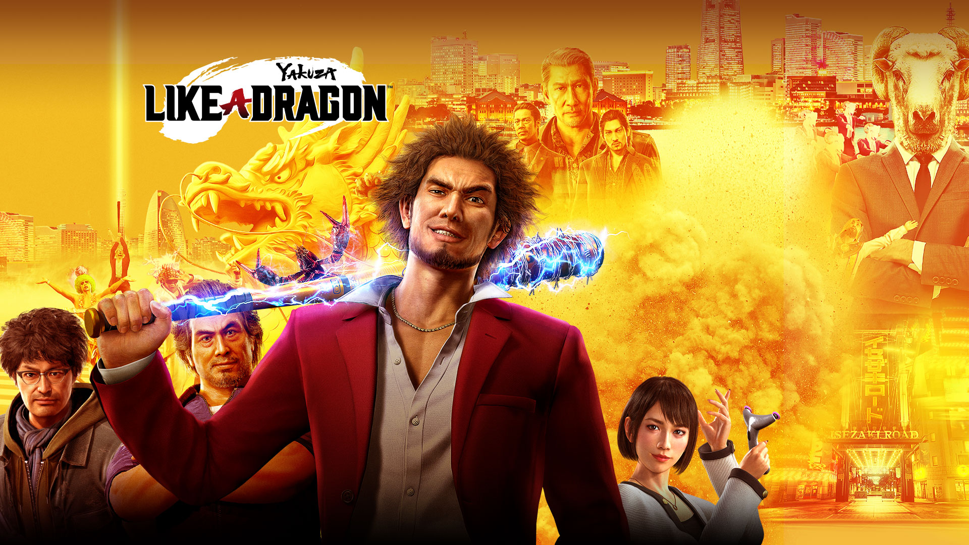 Yakuza ภาคหลังจากนี้จะเป็นเกม Turn-Based RPG เช่นเดียวกับภาคล่าสุด