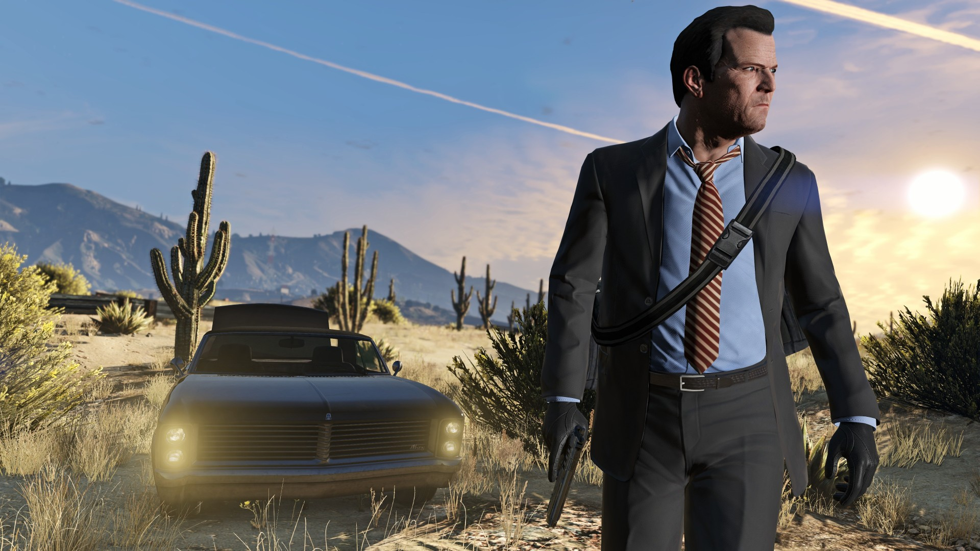 Grand Theft Auto 5 จะลงให้กับ PS5 และ Xbox Series X/S ในวันที่ 11 พฤศจิกายน 2021