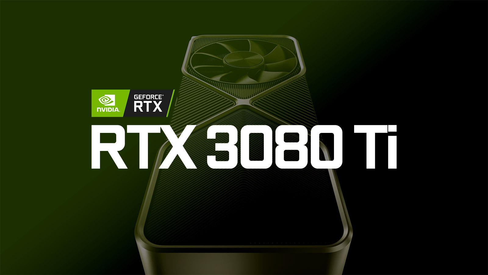 NVIDIA ประกาศไลฟ์สตรีมวันจันทร์หน้า คาดเปิดตัว 3070 Ti กับ 3080 Ti ตามข่าวลือ