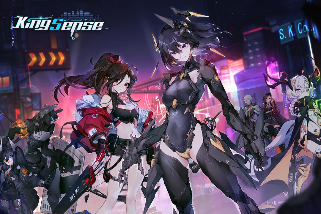 เกม RPG กลยุทธ์ล้ำอนาคต Kingsense พร้อมให้บริการในช่วงโอเพนเบต้า เริ่มตั้งแต่วันที่ 3 มิถุนายนนี้