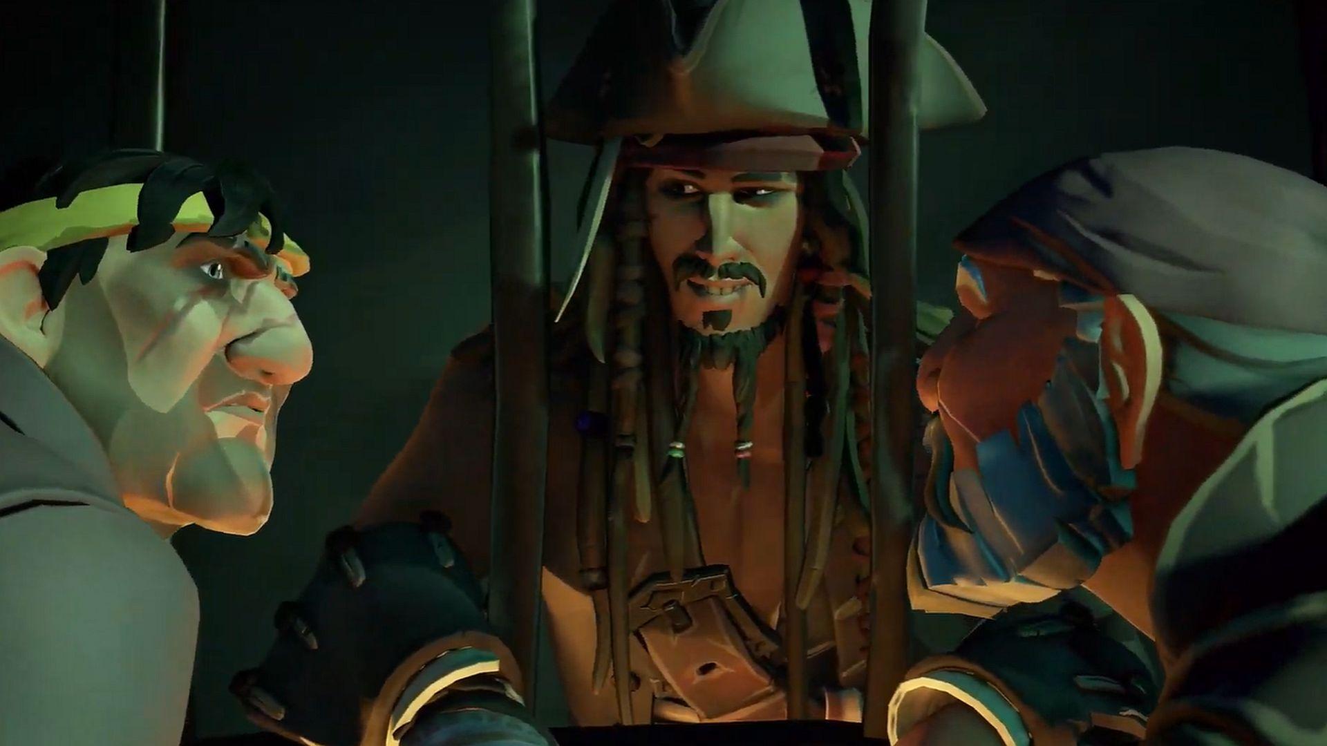 Sea of Thieves เปิดตัวคอนเทนต์จากหนัง Pirates of the Caribbean