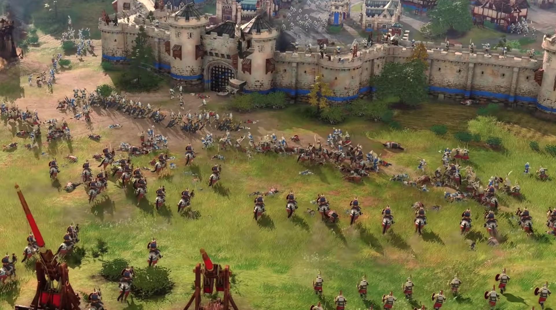 Age of Empires 4 เตรียมวางจำหน่ายอย่างเป็นทางการ 28 ตุลาคม 2021