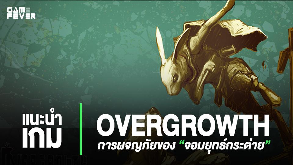 แนะนำเกม Overgrowth การผจญภัยของจอมยุทธ์กระต่าย