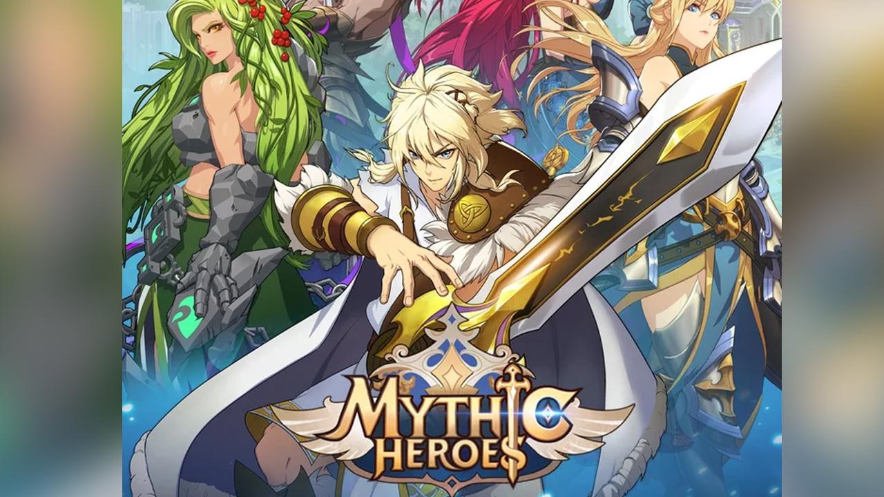 ขนมาหมดทั้งสวรรค์! สงครามกาลเวลามหาเทพ Mythic Heroes เปิดให้ลงทะเบียนล่วงหน้าแล้ว